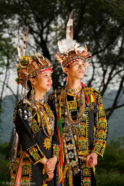Aboriginal Festivals in East Taiwan
